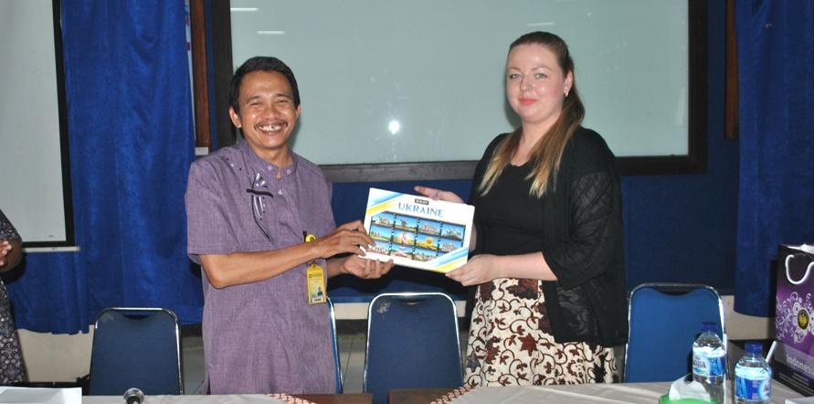 Buka Jurusan Bahasa Indonesia, Shevchenko National University Kerja Sama dengan Unnes