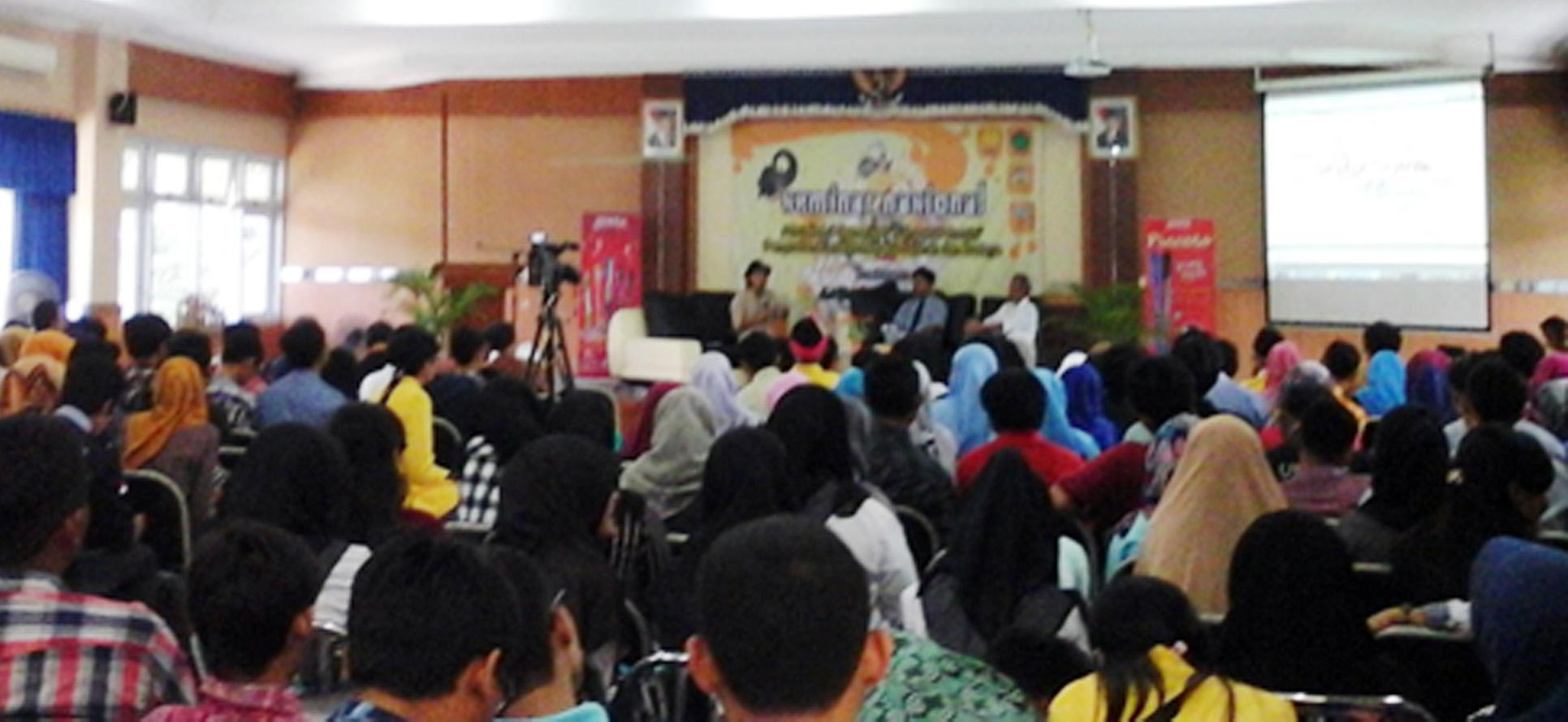 Peringati Sumpah Pemuda, Hima Sejarah Gelar Seminar Nasional