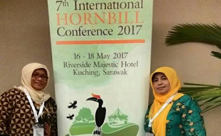 Dua Dosen MIPA UNNES Presentasi di Kuching, Sarawak Malaysia