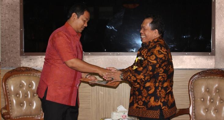 Wali Kota Berniat Gandeng Unnes Untuk Menguatkan Ikon Semarang