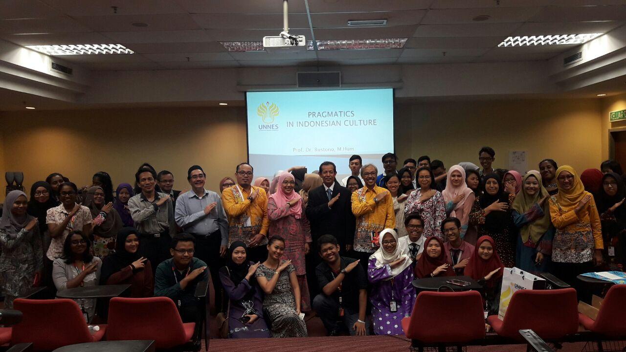 Seminar ICETVESS Malaysia, Model Kerja Sama Luar Negeri Unggulan