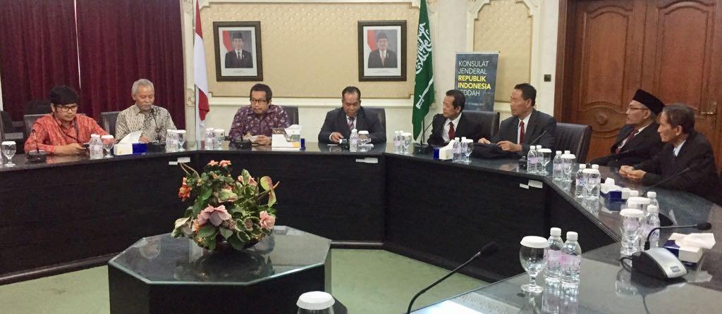 UNNES Adakan Professors Go to School di Jeddah