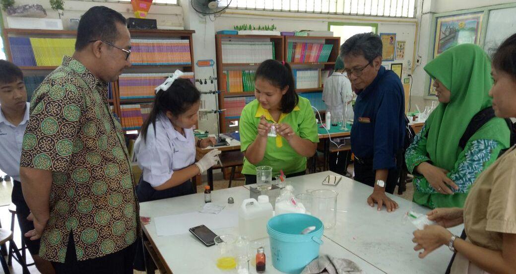 FT Unnes Jalin Kerjasama Internasional dengan Kasetsart University, Thailand