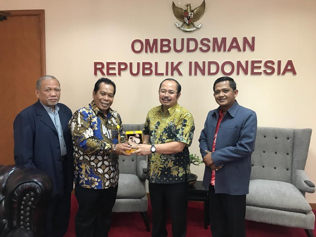 UNNES Perkuat Koordinasi dengan Ombudsman RI
