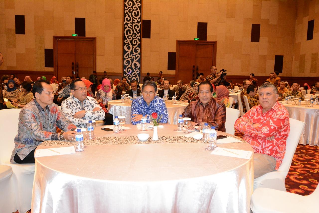 Rektor UNNES Terpilih Kembali Menjadi Ketua BKS Jateng-DIY