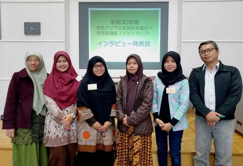 Dosen Dan Mahasiswa FBS Terpilih Ikuti Capacity Building Di Osaka Jepang