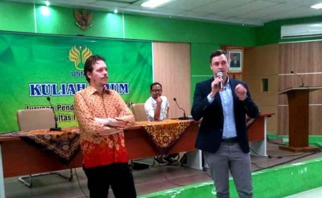 La Maison De I'Indonésie Paparkan Strategi Kewirausahaan Di FIP