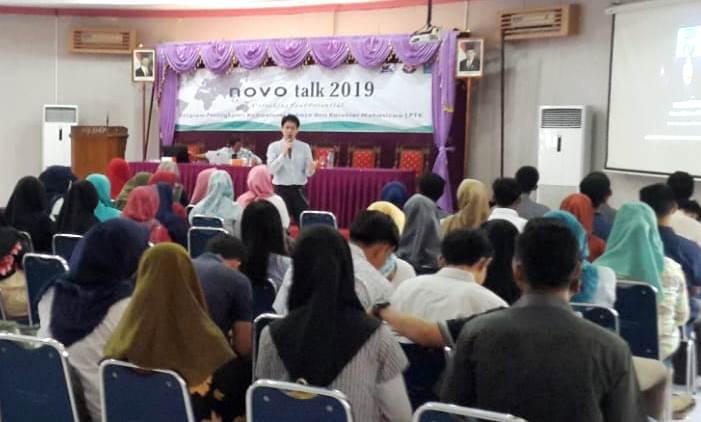 Secara Daring Mahasiswa UNNES Belajar Bahasa Inggris