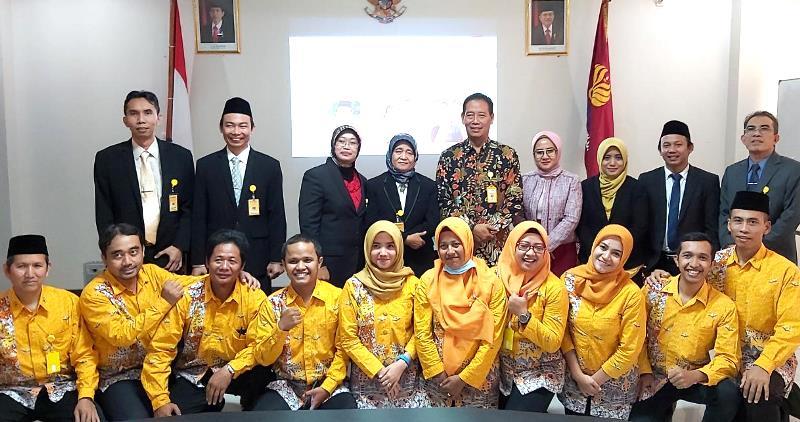 Dr Rodiyah Terpilih Menjadi Dekan Fakultas Hukum  Periode 2019-2023