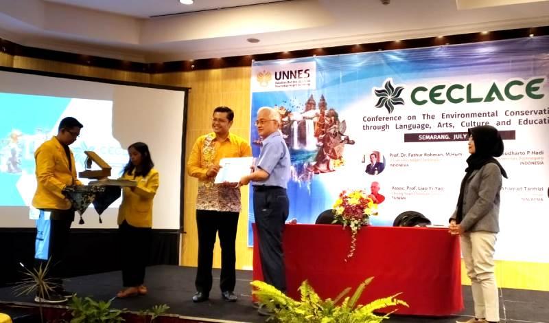 Konservasi Lingkungan dan Budaya Menjadi Isu Utama CECLACE 2019