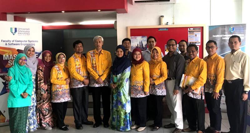 FMIPA UNNES Pererat Kerja Sama Dengan Faculty Of Computer Systems And Software Engineering Universiti Malaysia
