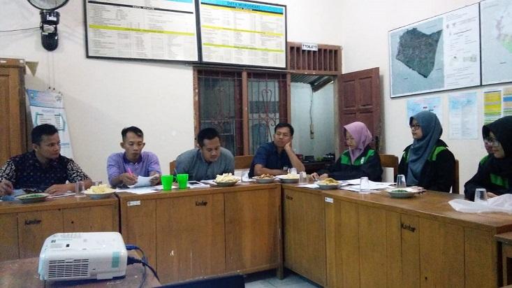 Tim KKN Kemitraan UNNES Dampingi Pembentukan Peraturan Desa