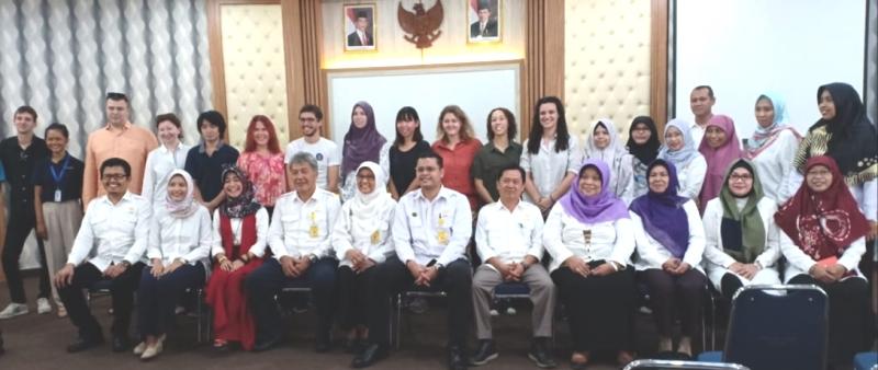 FBS Selenggarakan Cultural Sharing Day: Mixture of Europe and Asia