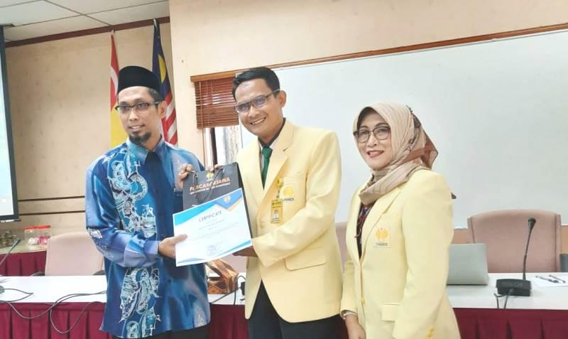 Prof Ida dan Dr Tommi lakukan Visiting Professor dan Guest Lecture Ke UPM Malaysia.