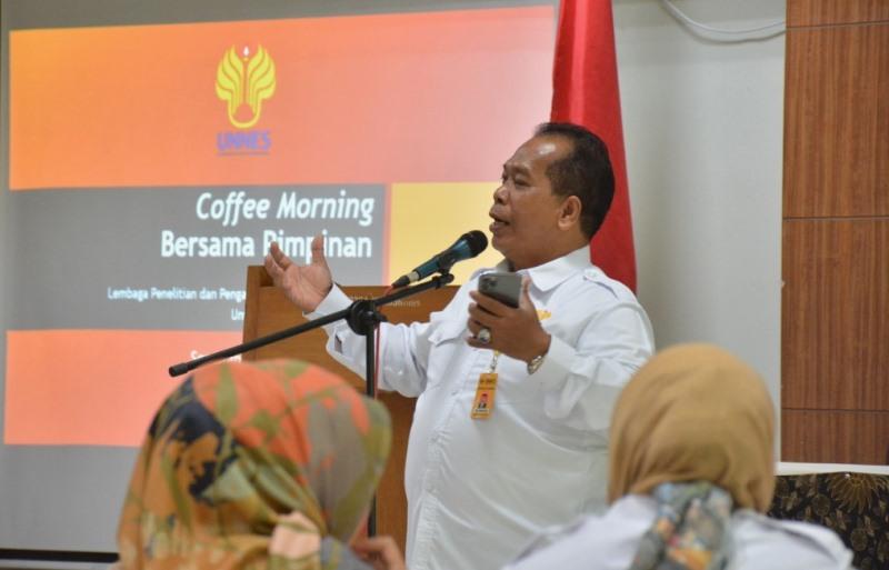 Rektor Dorong LPPM Tingkatkan SDM Cerdas Berkarakter