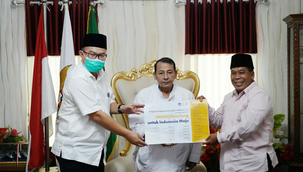 Seminar Internasional UNNES, Maulana Habib Lutfhi; Tampilkan Indonesia yang Rahmatan Lil 'alamin
