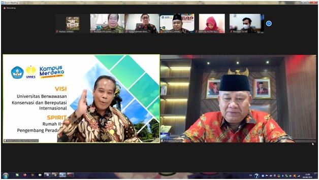 Prof Benny Jadi Anggota Baru Majelis Profesor UNNES