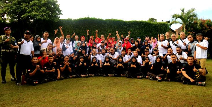 Adakan Reuni, Alumni Menwa Diharap Terus Berkarya untuk Bangsa