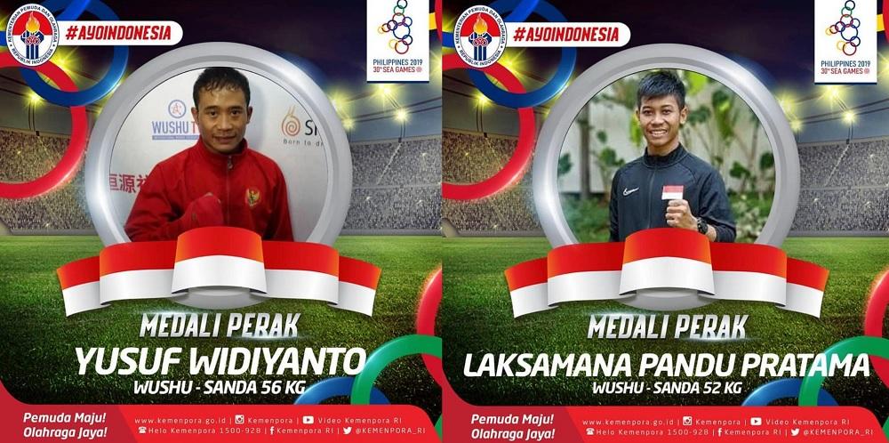 Dua Mahasiswa UNNES Peroleh Perak dalam Sea Games 2019