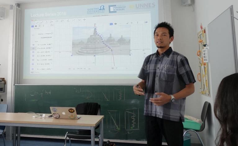 FMIPA UNNES Kerja Sama dengan Dua Universitas di Jerman