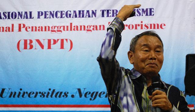 Rektor Unnes Menjamin Mahasiswanya Bebas Dari Rekrutmen Teroris