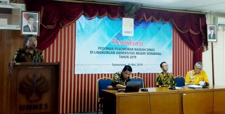 Tertib Administrasi Persuratan, Penomoran Naskah Dinas Wajib Dilaksanakan