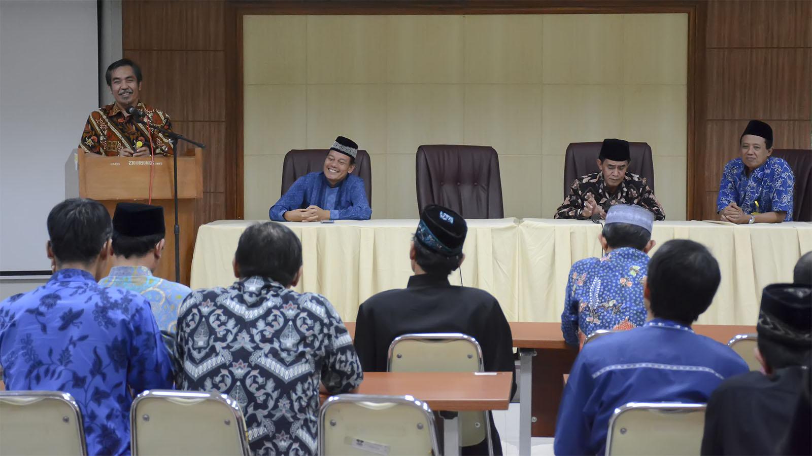 Buka bersama LP2M dan LP3, Eratkan Jalinan Silaturahmi di Bulan Istimewa