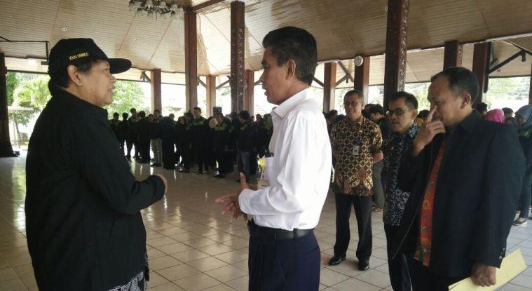 Bupati Semarang Ajak Mahasiswa UNNES Gali Potensi Lokal
