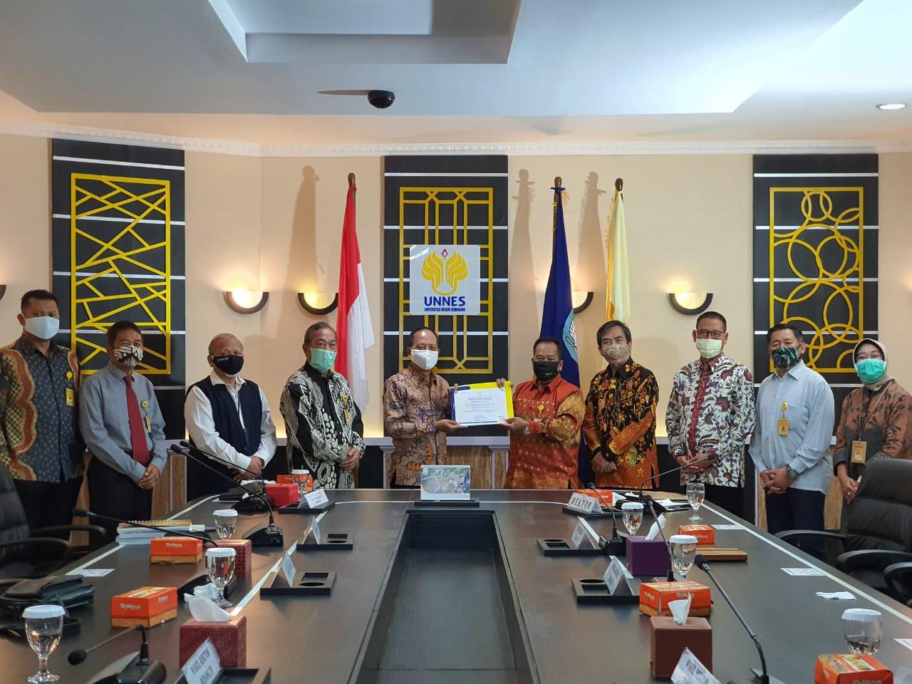 Prof M Nasir: Kemandirian Menjadi Paradigma Baru Pengelolaan PTN
