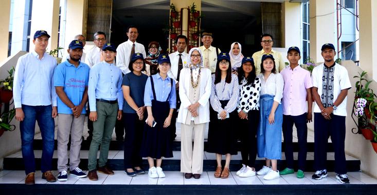 2018, UNNES Terima 9 Mahasiswa Program Darmasiswa