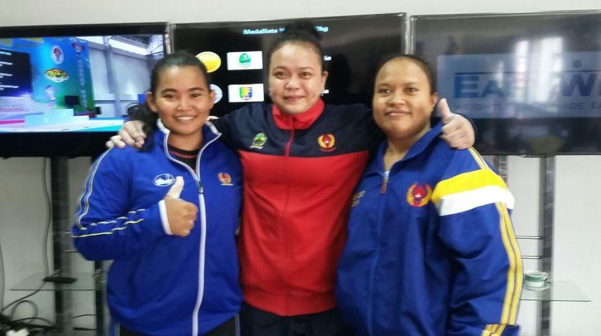 Lagi, Mahasiswa UNNES Sumbangkan Emas PON untuk Jateng