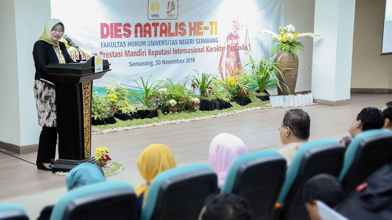 Akselerasi Publikasi Ilmiah, Fakultas Hukum Luncurkan 3 Jurnal Baru