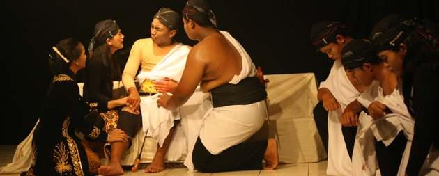 9 November, Workshop Pembelajaran Drama