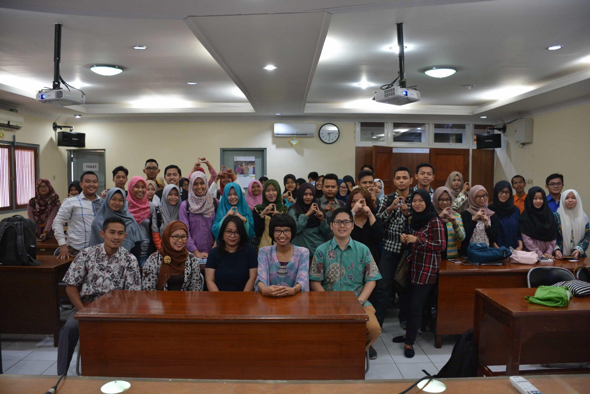 International Office UNNES dan Alfalink adakan Sosialisasi Studi Lanjut di Deakin University