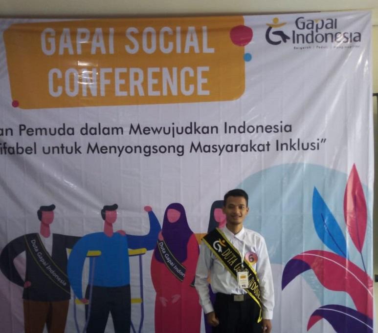 Kembangkan Nilai Konservasi Peduli, Bagja Riyanto Ikuti Pemilihan Duta Gapai Indonesia 2019