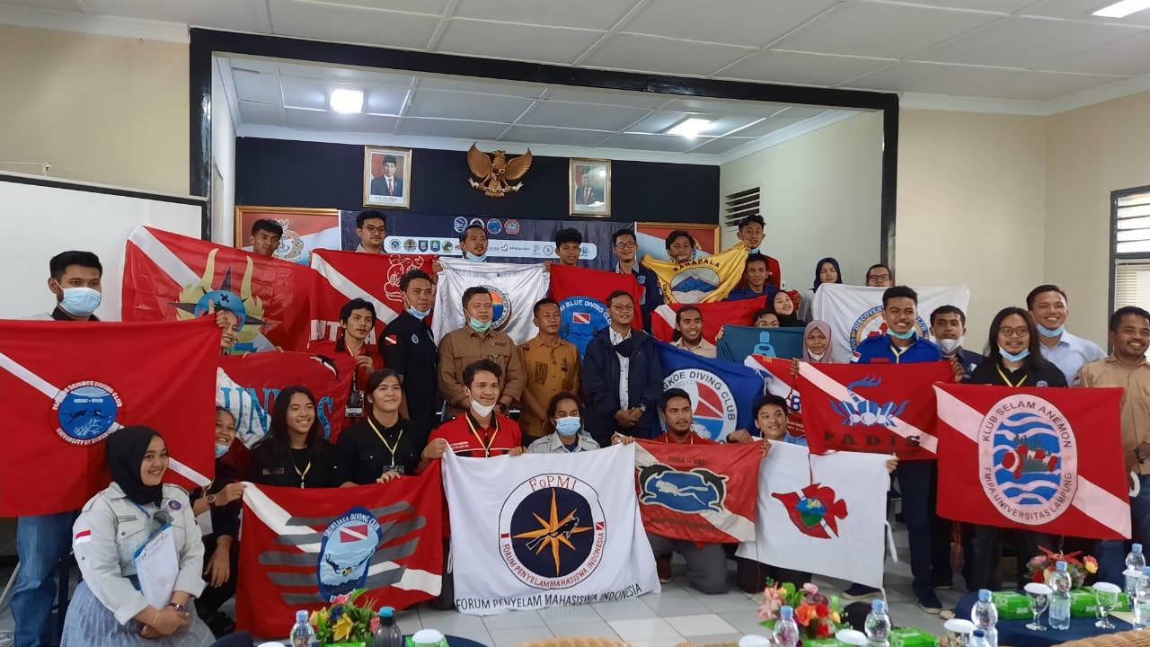 MAHAPALA UNNES Ikuti Jambore Selam Nasional XI di Bengkulu
