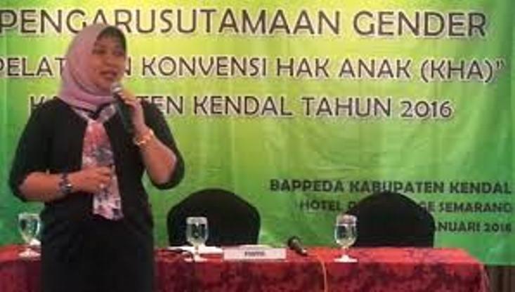 Ketua PSGA LP2M Unnes Terpilih Menjadi  Ketua ASWGI Jateng