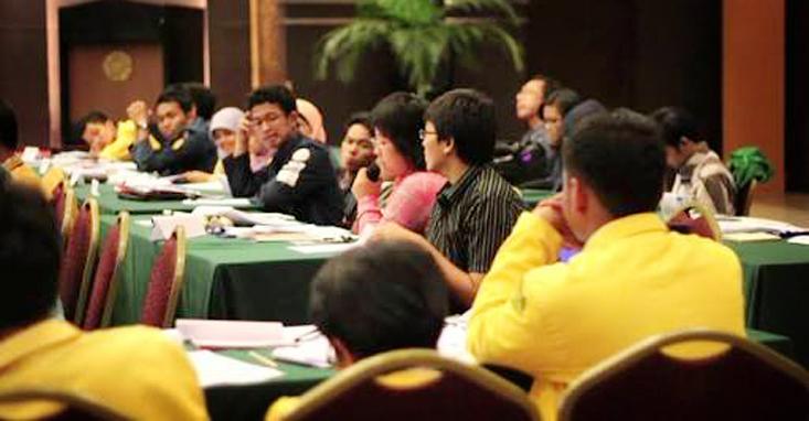 Penindakan Korupsi Sektor Swasta Belum Diperhatikan, Mahasiswa UNNES Presentasikan Hasil Kajian