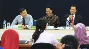 Bidang IV Gelar Diskusi Penguatan Kerja Sama