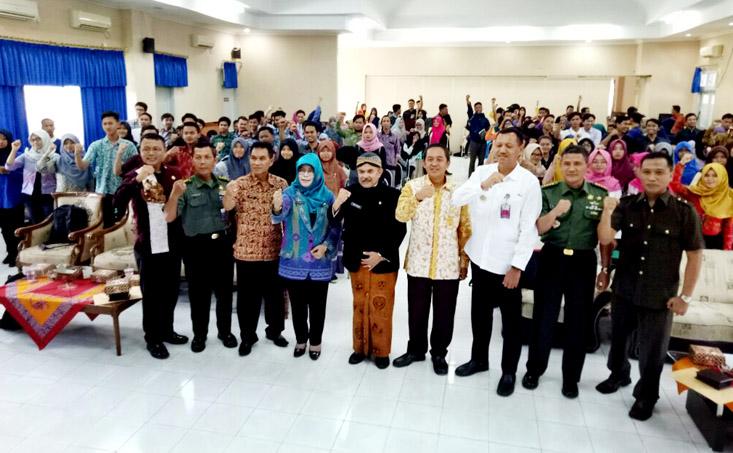 FIS UNNES Adakan Seminar Nasional Korps Bela Negara bersama Kemenhan