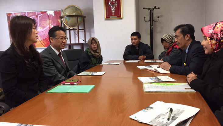 Kerjasama Internasional Yang Berkelanjutan FMIPA UNNES Dengan Hiroshima University