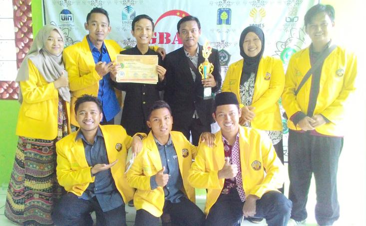 Tim Pendidikan Bahasa Arab Unnes Juara 2 Nasional Gebyar Bahasa Arab