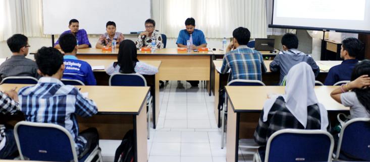 Dr Mohd Shukri Universiti Selangor Beri Kuliah Umum di FT Unnes