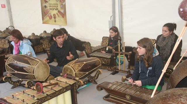 Unnes Meriahkan Festival Karawitan Internasional