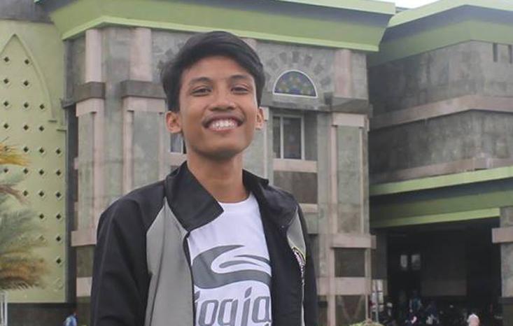 Gatot Wakili Indonesia dalam Asia Pacific Future Leader 2016