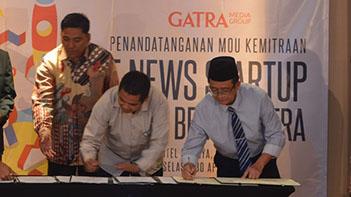 UNNES Tandatangani MoU dengan Gatra Media Group