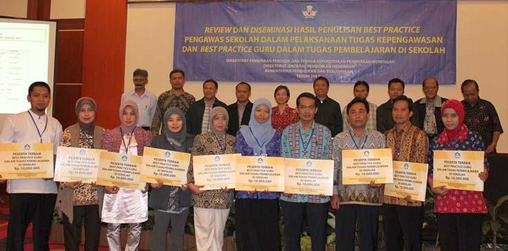 Mahasiswa PPs Unnes Juarai Lomba Guru Nasional