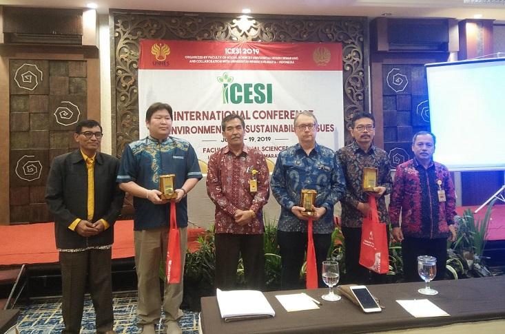 Selenggarakan ICESI, Fakultas Ilmu Sosial Hadirkan Pembicara dari 3 Negara