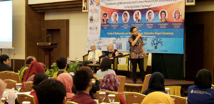 FMIPA UNNES Selenggarakan Konferensi Internasional ke-3