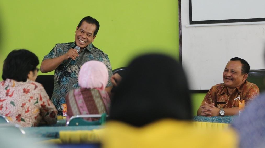 Tentang Mahasiswa PPL, Ini 3 Saran Kepala SMA 4 Semarang